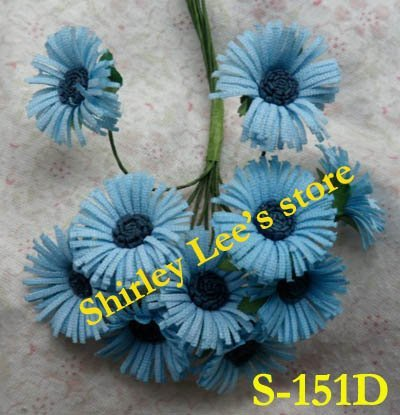 Wholesale 144 Bunches 1440pcs Handicraft Small Field Daisy For
