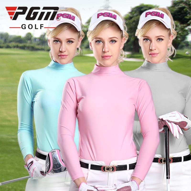 Pgm Women 39 S Sexy Golf Clothes Golf Anti Ultraviolet