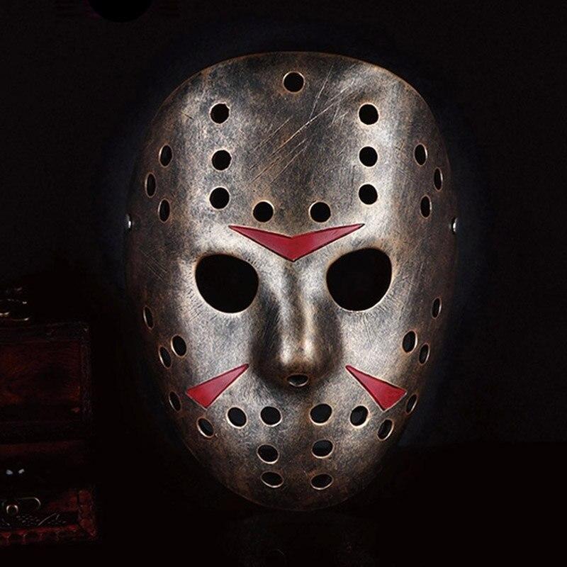 Halloween party decoration - Achetez En Gros Jason Masque En Ligne 224 Des Grossistes Jason Masque