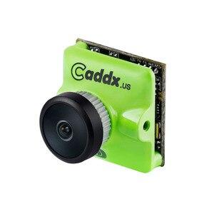"""Image 3 - Caddx Turbo Micro F2 1/3 """"CMOS 2.1mm 1200TVL 16:9/4:3 NTSC/PAL krótki czas oczekiwania kamera FPV z mikrofonem dla RC FPV Racing Drone część"""