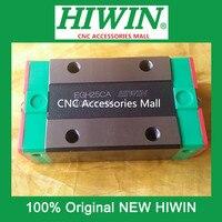 6 шт. оригинальный HIWIN EGH25CA скользящий блок EGH25CA для линейные рельсы HGR25