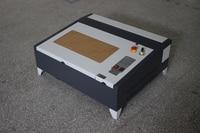 CNC CO2 Fabric granite stone acrylic marble block wood glass crafts laser engraving machine