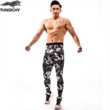 TUNSECHY Winter men thermal underwear long johns ultra-thin keep warm underpants Wholesale and retail Free transportation