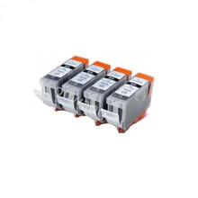 4 Black pgi425 PGI 425 pgi-425 Cartridge For Canon IP4840 IP4940 IX6540 MG5240 MG5340 MX714 MX884 MX894 MG6240 MG8140 MG8240