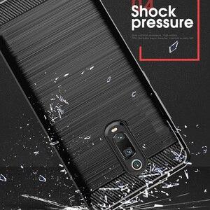 Для Xiaomi Mi 9 T 9 T Pro Чехол из углеродного волокна чехол для телефона с полной защитой 360 для Redmi K20 K 20 Pro чехол противоударный бампер