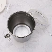 Stainless Steel Sealed Canister