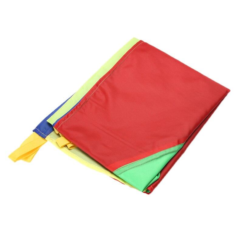 2M-Children-Kids-Outdoor-Sports-Development-Toy-Rainbow-Umbrella-Parachute-Toy-Jump-sack-Ballute-Play-Parachute-Gameing-Play-Mat-5