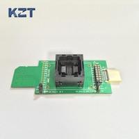 EMMC Test Socket Flash Chip EMMC153 EMMC169 BGA169 Socket BGA153 Android Phone Flash Data Backup Data