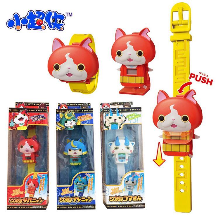 Hot Yo-kai Watch Anime Yokai Watches hot toys christmas watch women watch men and Baby kids toys for children relogio tzx105 P66