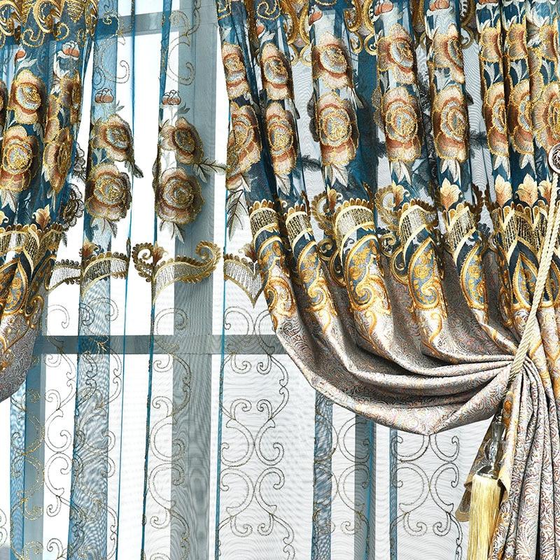 Evoped lüks tam kölgə Qonaq otağı / yataq otağı / mətbəx - Ev tekstil - Fotoqrafiya 2