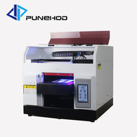 Cheap Price Full Color Quality UV Flatbed Mini Sublimation Printer A4