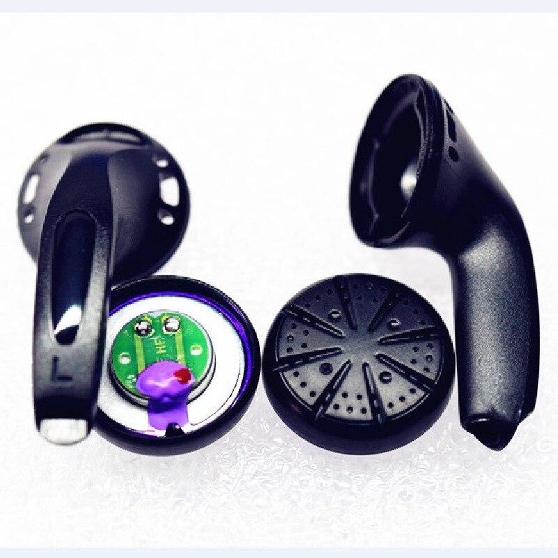 MMX500 haute résistance 600 ohm unité Béryllium membrane fort champ sonore Vocal basse haute fréquence de péréquation 15.4mm haut-parleur
