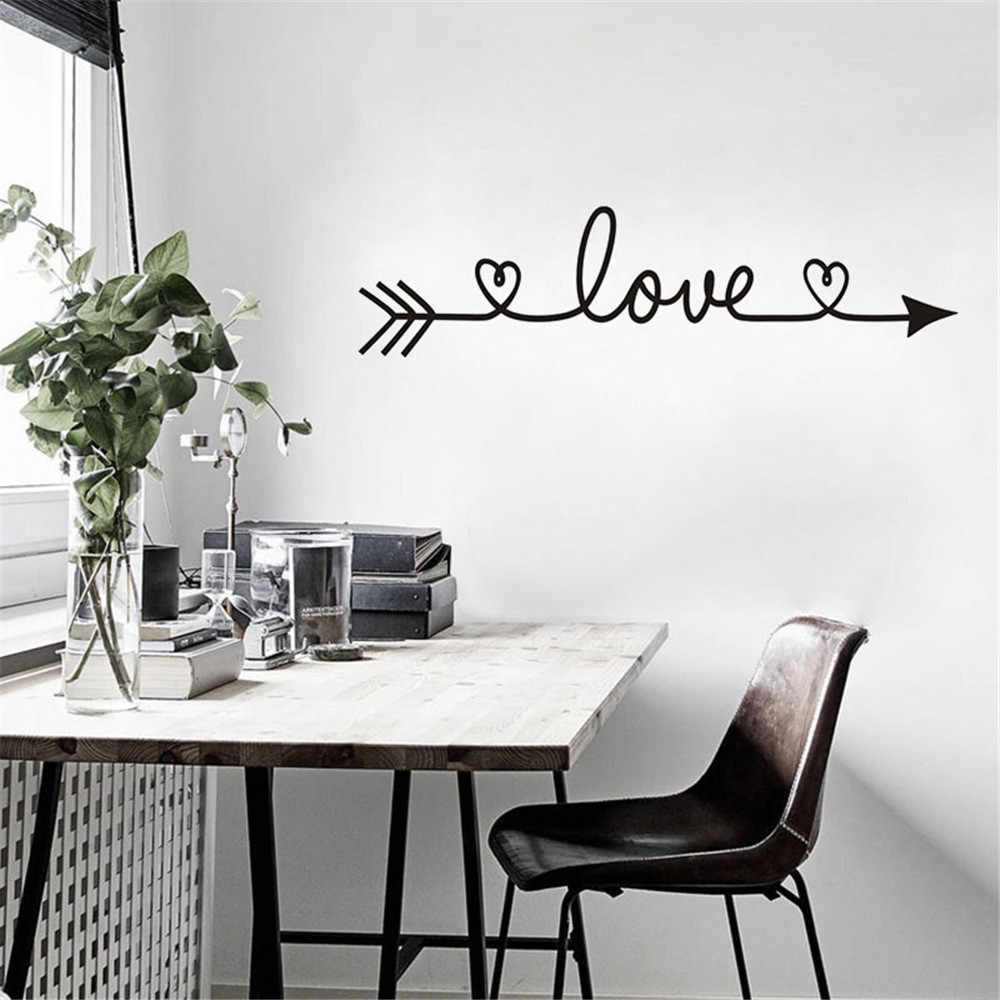 DIY Family Home Wall Sticker Removable Mural Decals Vinyl Art Room Decor 20180804