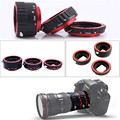 1 Set Lens Adapter Macro Extension Tube Set Ring for Canon EOS DSLR Lens Automatic Focus Close-UP Lens Adaptor