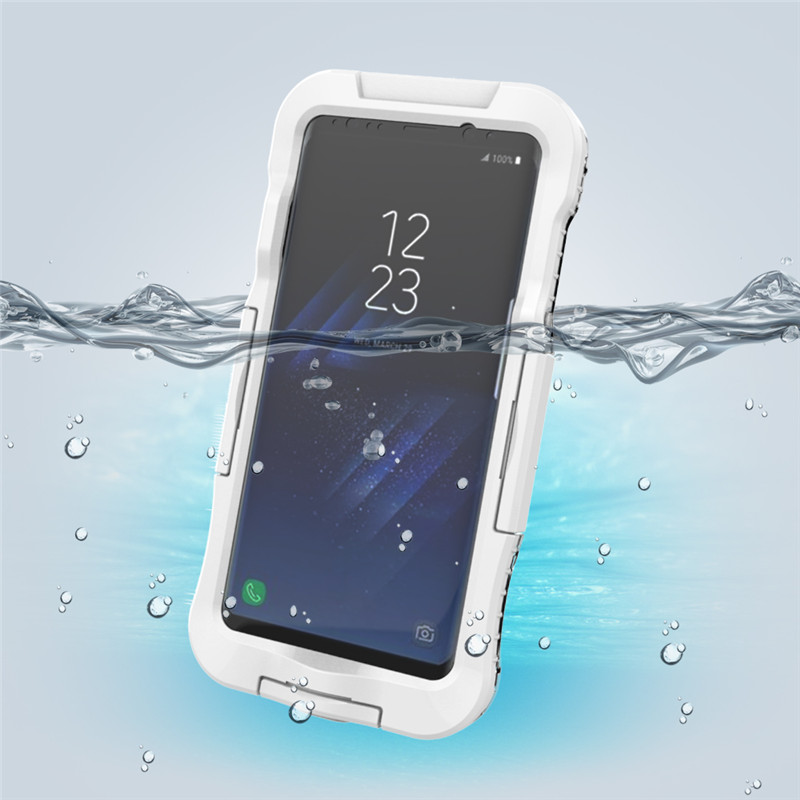 best website bb168 ecdd7 US $9.79 10% OFF|For Samsung Galaxy S8 S8 plus S7 Edge Waterproof Case  Sealed Swimming Diving Phone Cases For Samsung S8 S7 Waterproof Bag  Cover-in ...