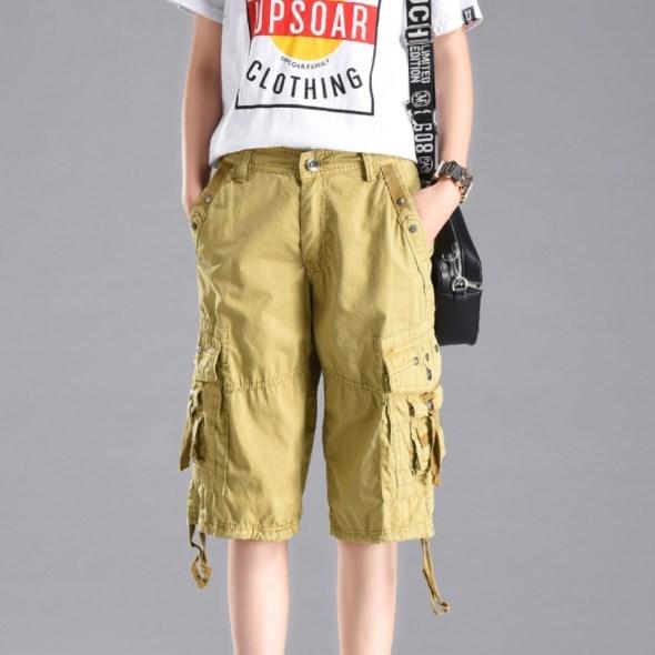 Womens Army Camouflage Short Dress Cargo Combat Pockets Summer Causal Mini Skirt