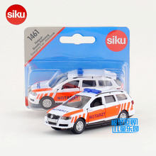 Free Shipping/Siku 1461 Toy/Diecast Metal Model/1:55 Scale/Volkswagen Passat Ambulance Car/Educational Collection/Gift/Kid/Small(China)