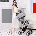 Baby's Only F2 baby trolley aluminum alloy portable folding children's cart