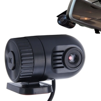 Newest Mini Car DVR Video Recorder HD 720P Vehicles Travelling Data Recorder Camcorder Dashboard Camera Rear