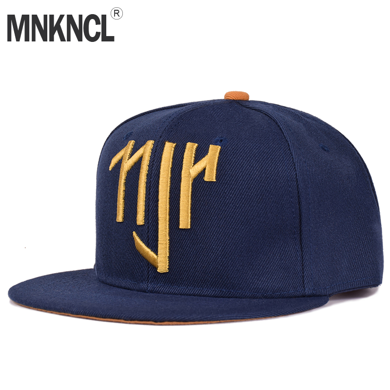MNKNCL New Fashion Style Neymar Cap Brasil Baseball Cap Hip Hop Cap Snapback Adjustable Hat Hip Hop Hats Men Women Caps cacuss new metal anchor baseball cap men hat hip hop boys fashion solid flat snapback caps male gorras 2017 adjustable snapback