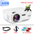 GP70 2016 AM01 New HD LED HDMI USB Video Digital Home Theater Portable HDMI USB LCD DLP Movie Pico LED Mini Projector
