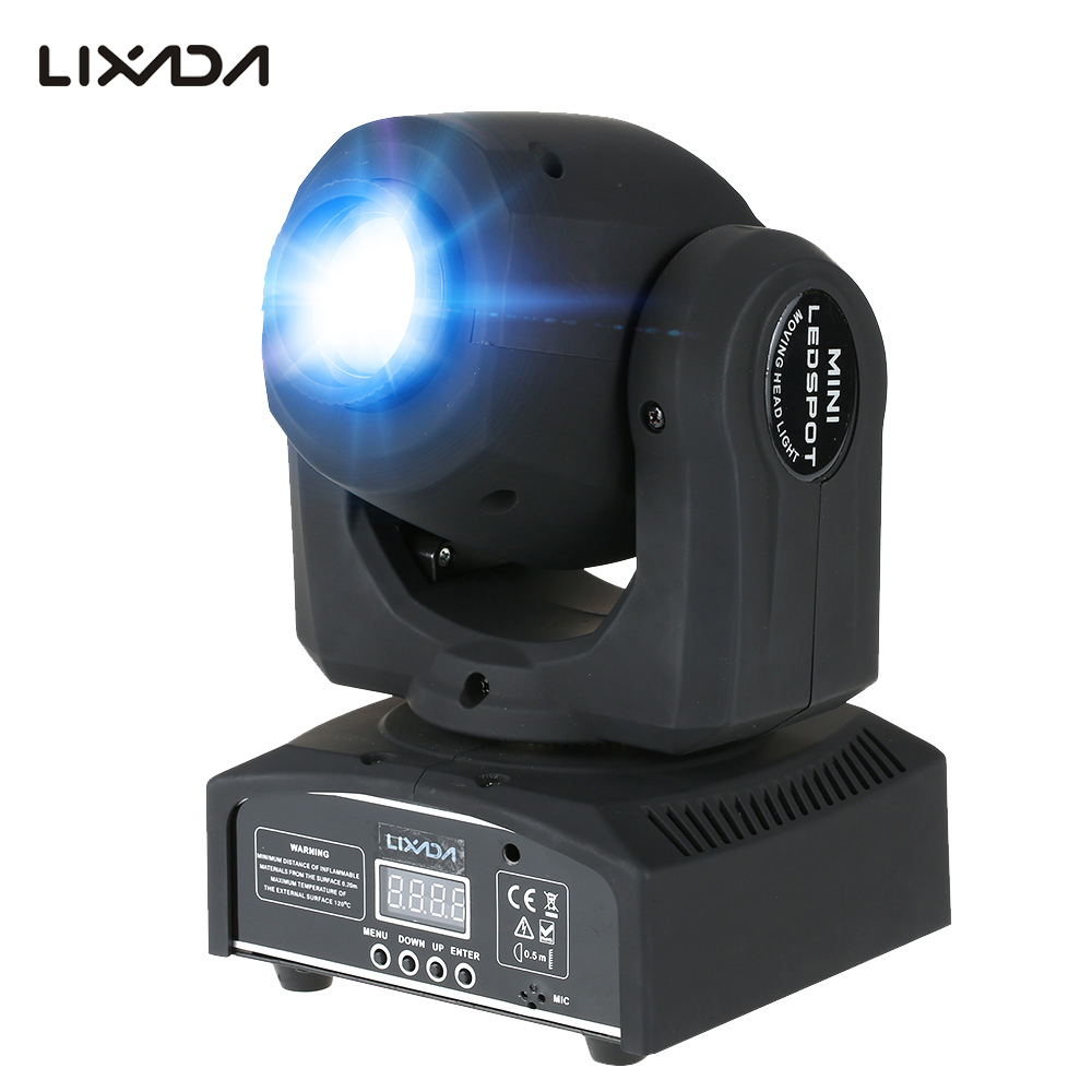 Laser Projector Stage Light High Bright Gobo Pattern Moving Head Lamp Led Dmx Dj Disco Light Led Par Stage Effect Light