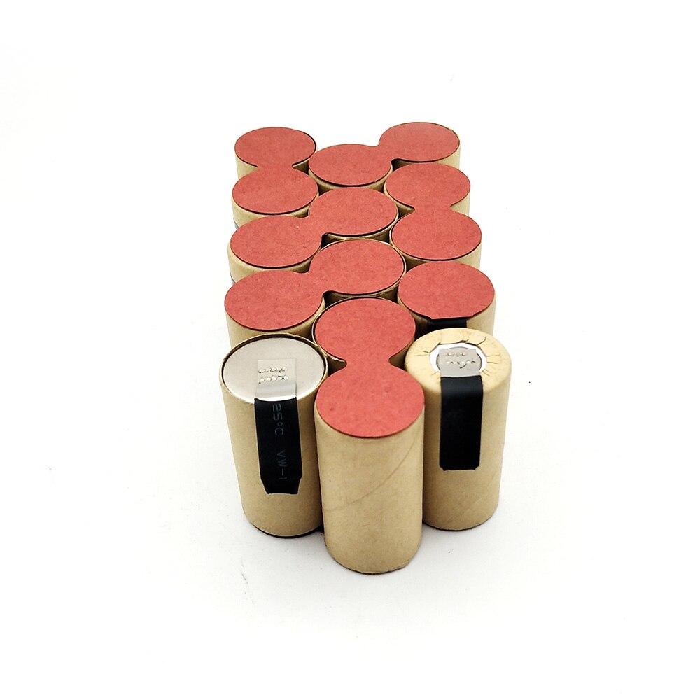 3000 mAh pour Atlas Copco 18 V Ni-cd MH Batterie pack CD PSX18 P18T S18T H18 P18TX S18TX S18PX PSH18 PIW18 PMS18 B18 BF18 BX18 MXL