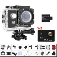 GOLDFOX 1080P Action Camera WiFi Full HD 30M go Waterproof Video Action pro DV Sports cam Action Camera Wholesale Dropshipping