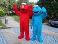 Взрослый размер Cookie Monster маскарадный костюм для продажи взрослых elmo костюм Бесплатная доставка Elmo
