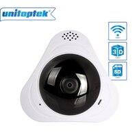 Panoramic WIFI Camera HD 960P Wireless VR 3D Panorama IP Camera P2P Security Wi Fi Smart