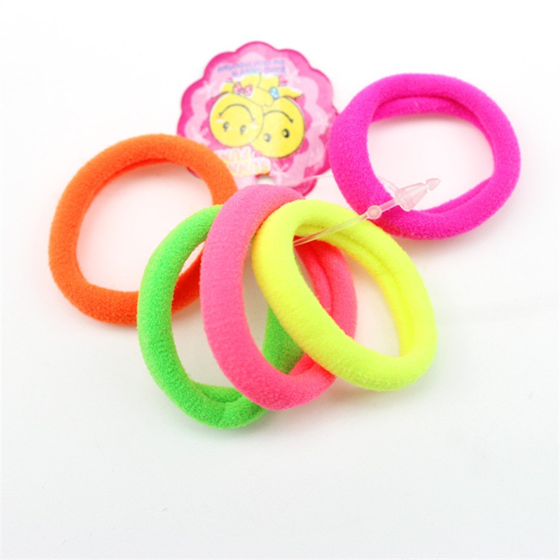 About 3CM Fluorescence Hair Accessories For Women Headband,Elastic Bands For Hair For Girls,Hair Band Hair Ornaments For Kids lnrrabc 12pcs pack elastic hair bands headband stretchy hair rope rubber bands hair accessories for accessoire cheveux