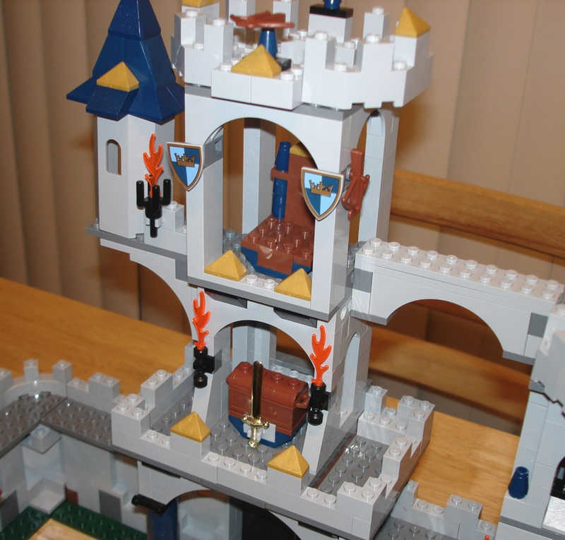 Detail Feedback Questions About Compatible With Lego Castle 7094