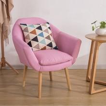 Съемный тканевый диван обеденный стул туалетный кофе гостиная зал Сад Кабинет Принцесса Принц Подушка подарок