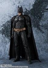 SHF Figuras Batman O Cavaleiro Das Trevas Batman Ação PVC Figuras Coleccionáveis Modelo Brinquedos Para As Crianças