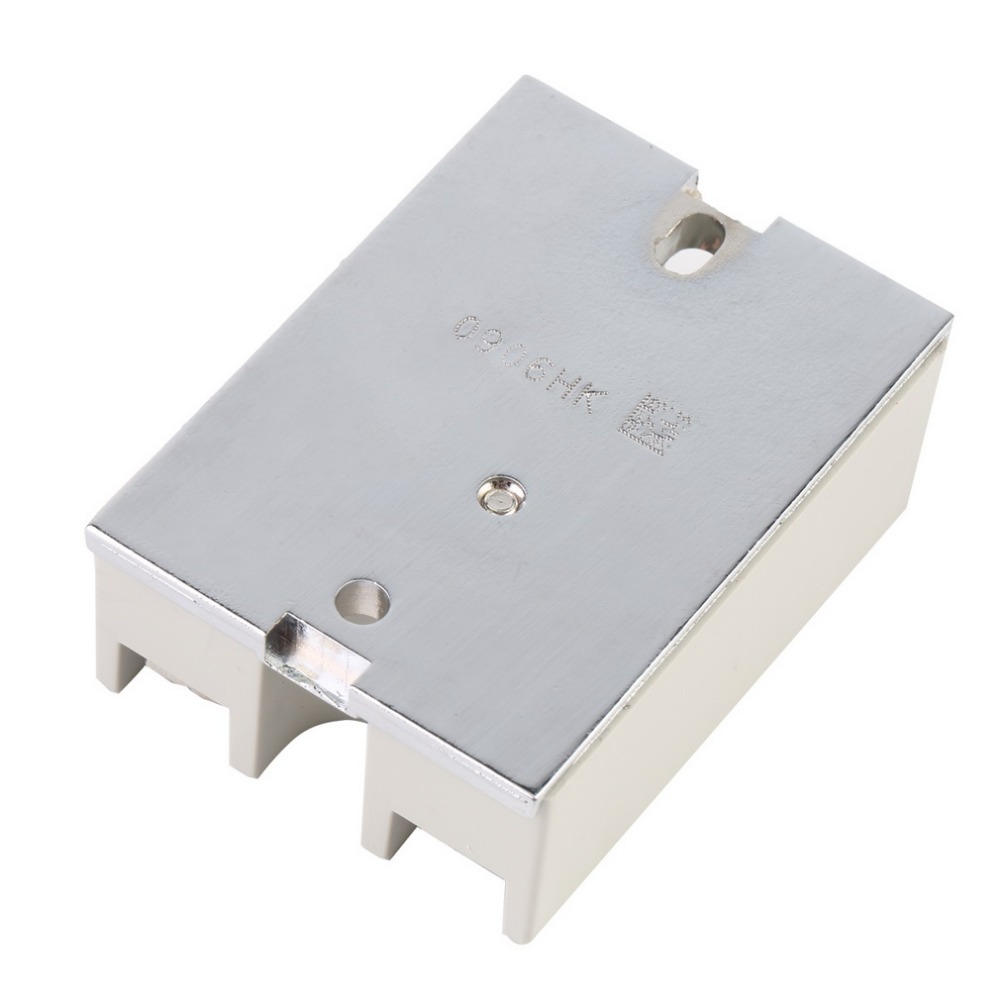 Newest 1pcs Solid State Relay Module Ssr 25da 25a 250v 3 32v Dc The Professional Input 24 380vac Output Hot Selling In Relays From Home Improvement On
