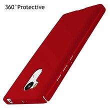 Case Для Xiaomi Redmi 4 Pro Простые Ультра Тонкий Золотой Ультра Тонкий пластиковых Трудный Матовая Телефон Сумка Задняя Крышка Для Xiaomi Redmi 4 Pro(China (Mainland))