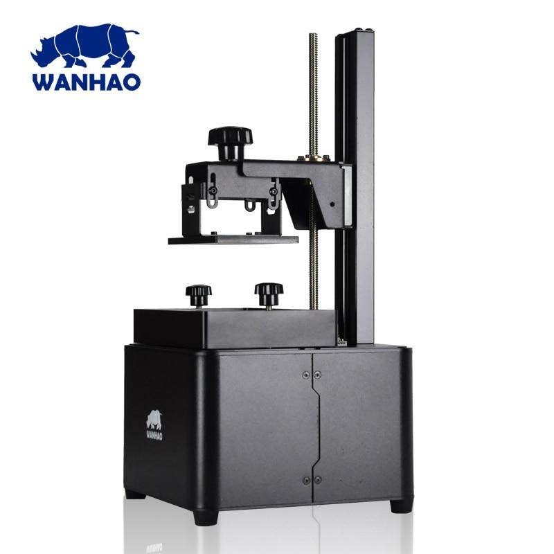 DLP 3D Printer UV Resin Top Level Digital and Smart 3D Printer Wanhao D7 Factory Supply