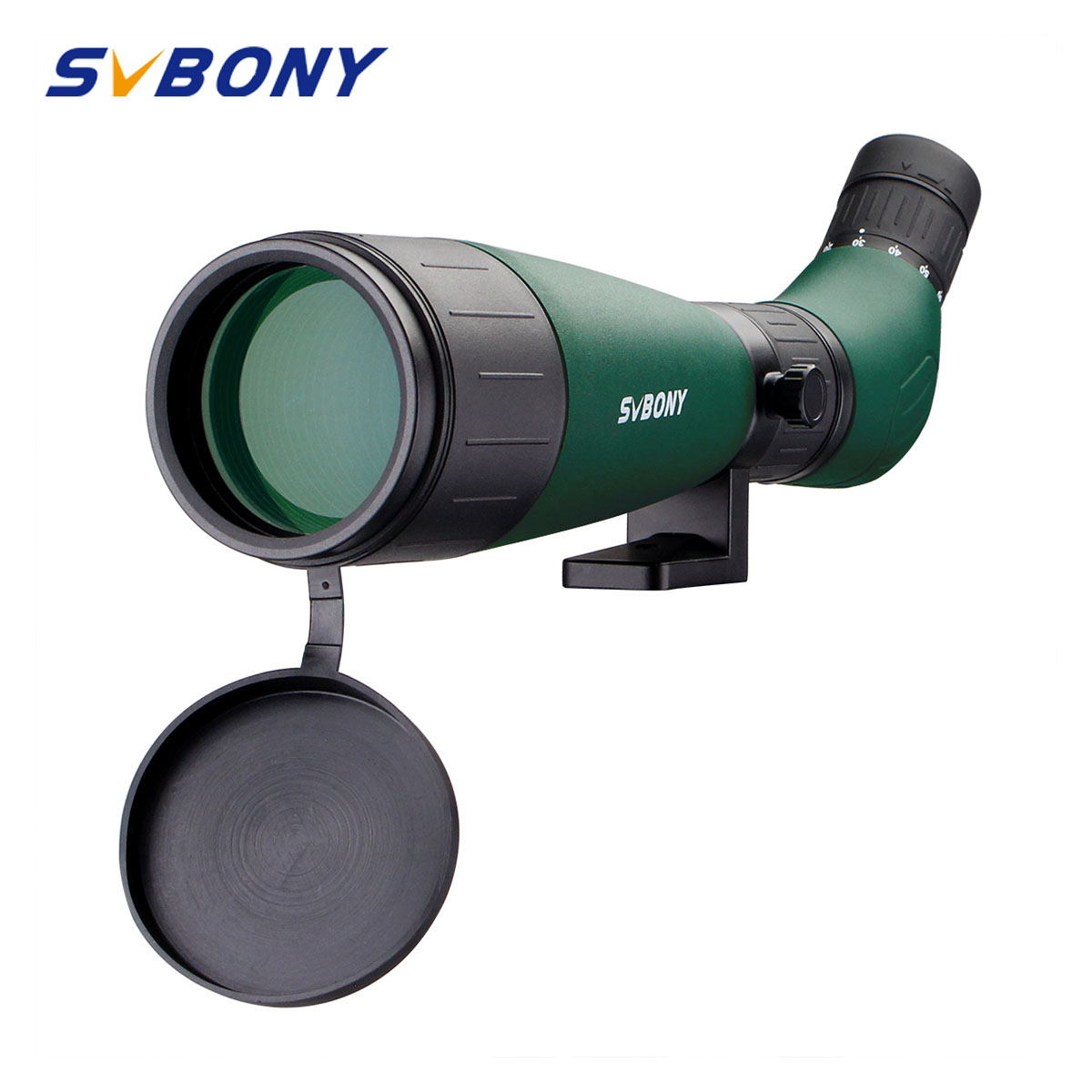 SVBONY SV18 Spotting Scope 20 60x60 Telescope Birdwatching Archery Fully Coated Compact with Phone Adapter F9327