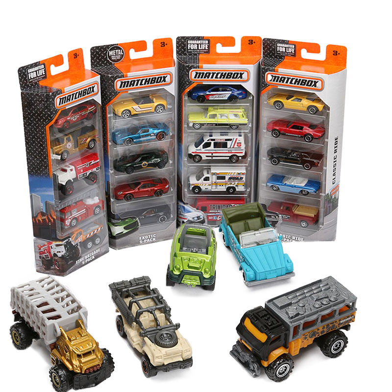 Box Matchbox 1 75 Mini Alloy Collectible Model Cars Exotic Classic