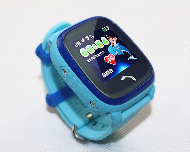 272282dfd38b DF25 Smartwatch Niño Nadar IP67 GPS Táctil Teléfono Reloj ...