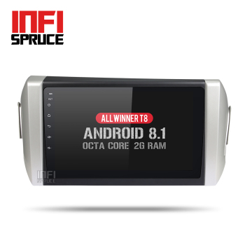 Infispruce Android 8.1 Car DVD Player for toyota innova Octa Core Car DVD GPS Navigation player car stereo Car DVD Multimedia image