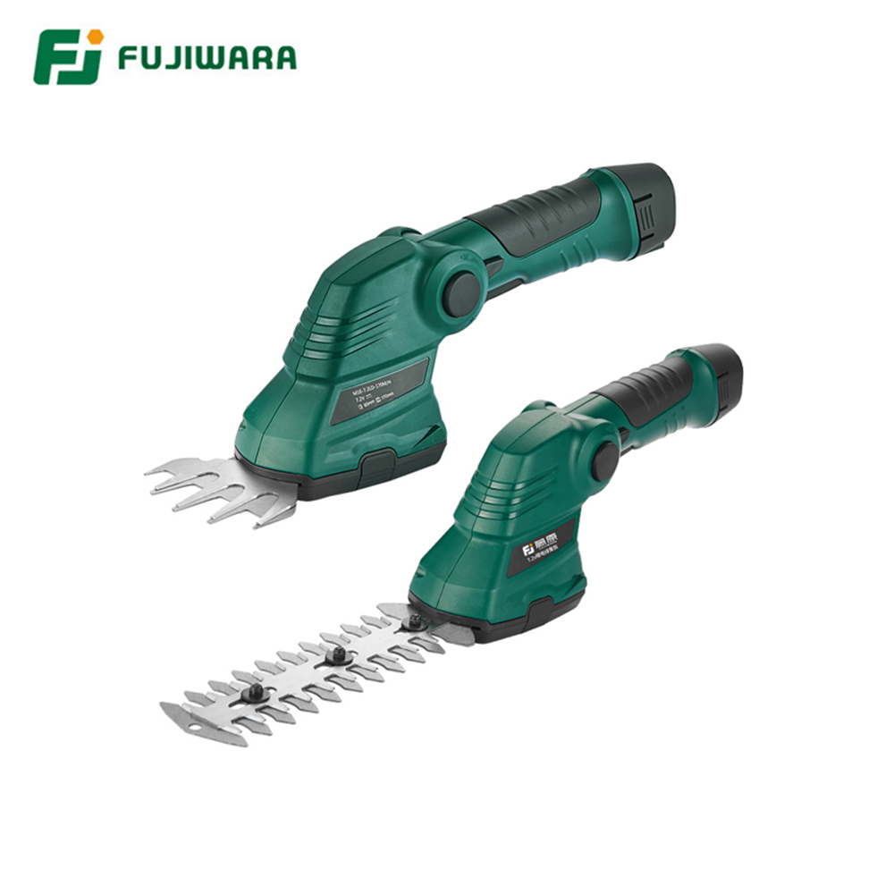 Scissors Rechargeable FUJIWARA Lawn Lithium Electric Hedge Pruning Trimmer Fence Weeder Electric Garden Lawn Lawn Mower