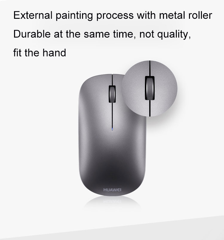 Image 2 - HUAWEI AF30 Wireless Mouse Bluetooth 4.0 wireless Optical Silent Mouse Supports TOG for Matebook 13/14/X Pro/EMice   - AliExpress