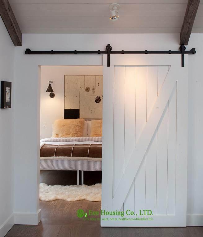Modern Sliding Barn Doors Interior