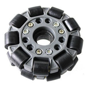 Omni directional 4 inch 100mm Omni wheel robot competition wheel Robocon Robocup-14049 omni 300 kit5