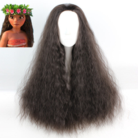 Moana Cosplay Wigs Moana Cosplay Wigs Heat Resistant Synthetic Anime Cosplay Wig Halloween Carnival Party Women Cosplay Wigs