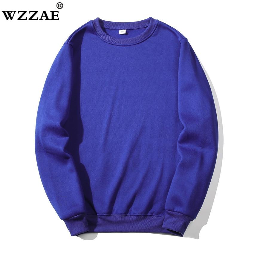 Solid Sweatshirts Spring Autumn Fashion Hoodies Male Warm Fleece Coat Hip Hop Hoodies Sweatshirts 20