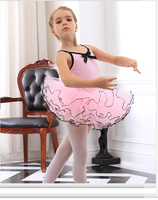 2018 HOT SALE!New Girls Ballet Costume Tutu Skirt Child Party Leotards Skirt Dance Skate Dress
