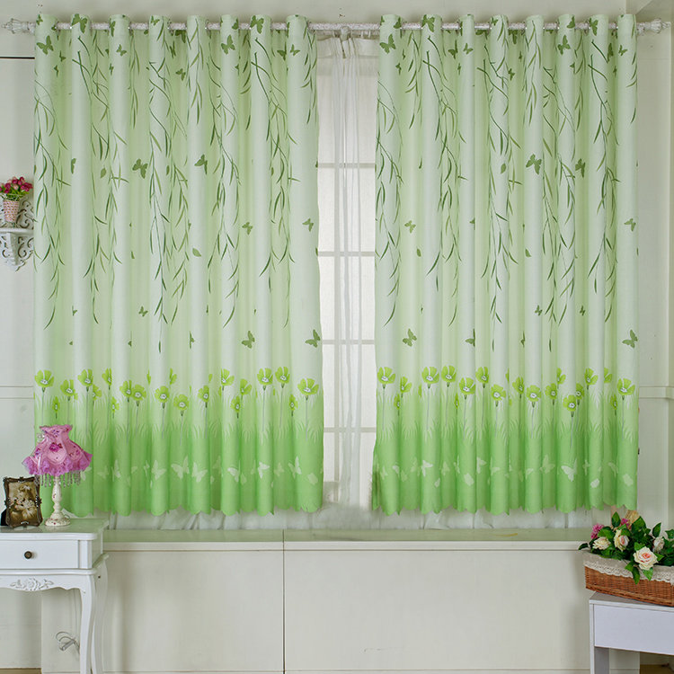 short curtains for bedroom Short Curtains for the Living Room Child Bedroom Rideau Modern  short curtains for bedroom