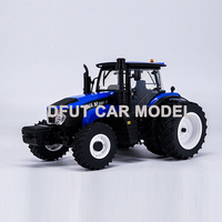 Diecast 1:24 Alloy Foton LOVOL M2104 K Tractor Model With Original Package For Collection Gift